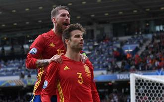 A Real Madrid beperelheti Gerard Piqué-t