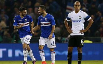 21 éves átkot próbál megtörni a Samp az Inter ellen