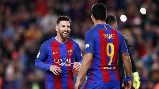 Messi és Suárez megint kulcsfigura lehet / archív