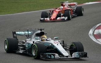 Hamilton visszavágott Vettelnek, dobogón a Red Bull