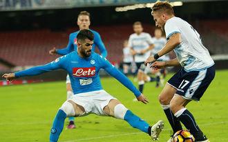 Vajon kiheverte-e a Napoli a Juve elleni meccsek csalódását?