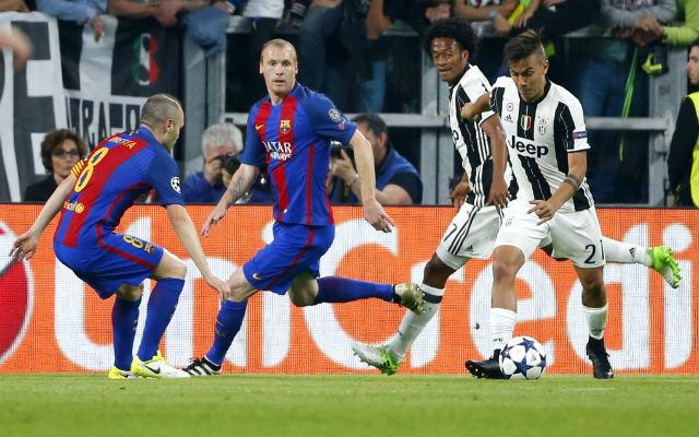 Dybala (21) volt a meccs egyik hőse, a fiatal argentin két gólt szerzett