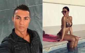 Ronaldo csalódottságát barátnője szívta meg