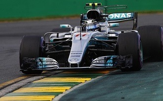 Zseniális rajt hozta meg Bottas első futamgyőzelmét, Vettel növelte előnyét