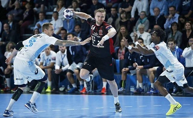 Palmarssson 7 góljával a veszprémiek legeredményesebbje volt / fotó: telesport.hu