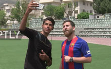 Megőrülnek az emberek az iráni Messitől