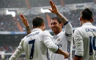 A célegyeneshez érve aligha botlik már a Real Madrid