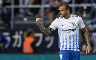 Van egy Málaga-játékos, aki nem akar asszisztálni a Real-fiesztához