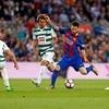 Messi karrierje egyik legszebb góljával aranycipős