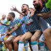 Hatos kötéssel támadjuk az olasz bundafordulót