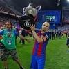 Iniesta az új spanyol rekorder