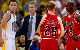 A mostani Warriors még a '96-os Bulls ellen is favorit lenne