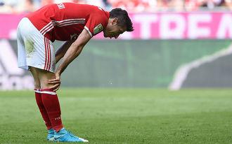 Lewandowski dühös volt a társaira, mert nem csináltak belőle gólkirályt