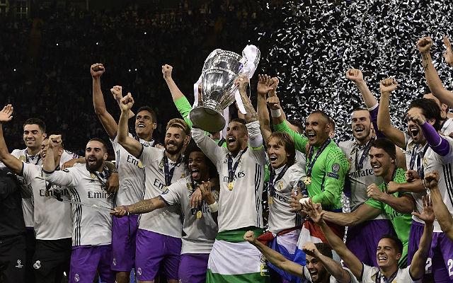A legutóbbi két BL-t a Real Madrid nyerte. - Fotó: Archív