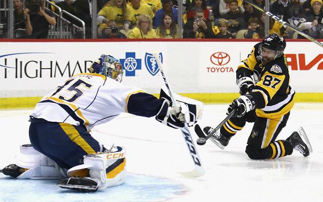 Rinnének most már féken kell tartania Crosbyt és a többi Pittsburgh-csatárt