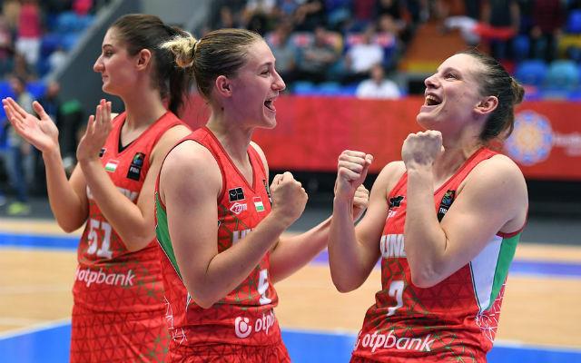 A Svitek-lányok a második helyért csatáznak hétfőn.  - Fotó: fiba.com