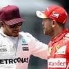 Kezd beindulni a buli, ennyi volt a nagy Hamilton-Vettel barátság?