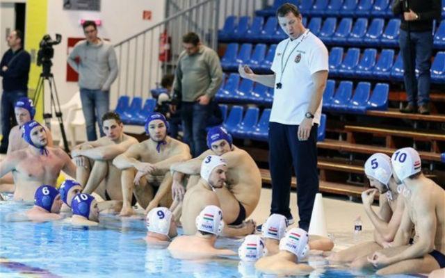 Győzelemmel kezdhet a Märcz-csapat.