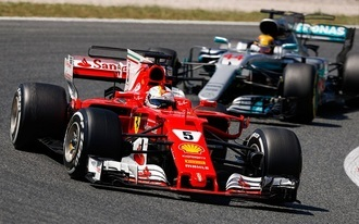 Jó oddson verethetjük Hamiltont Vettellel