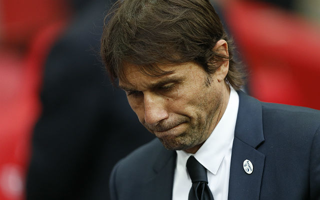 Conte hisztis lesz, ha nem kapja össze magát a Chelsea vezetősége
