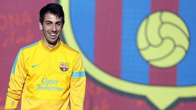A Barca-nevelés Cuenca nem lehet ott a pályán a Honvéd ellen