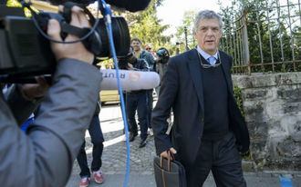 Nem tudjuk, mikor lesz Barca-Real, mert letartóztatták az elnököt