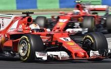Kettős Ferrari-siker a dögunalmas Magyar Nagydíjon