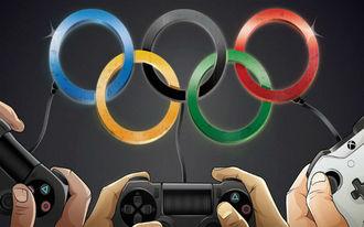 Nagyon közeledik az e-sport az olimpiához!