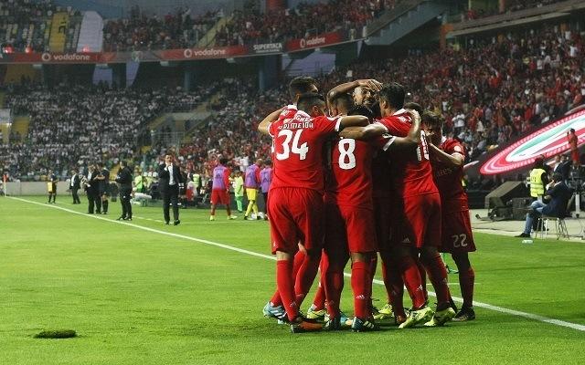Győzelmet várunk a Benficától szerdán. - Fotó: twitter.com/slbenfica