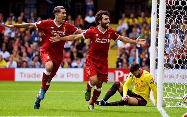 Mindkét csapattól gólt várunk a Liverpool meccsén. - Fotó: twitter.com/lfc