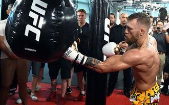 Motivál, hogy a szakértők ennyire lebecsülnek - McGregor