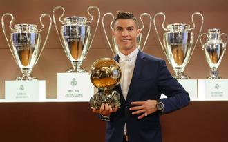 Ronaldo már nem (csak) focista, hanem világmárka