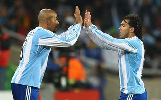 Világsztárok doppingoltak a 2010-es foci vb-n