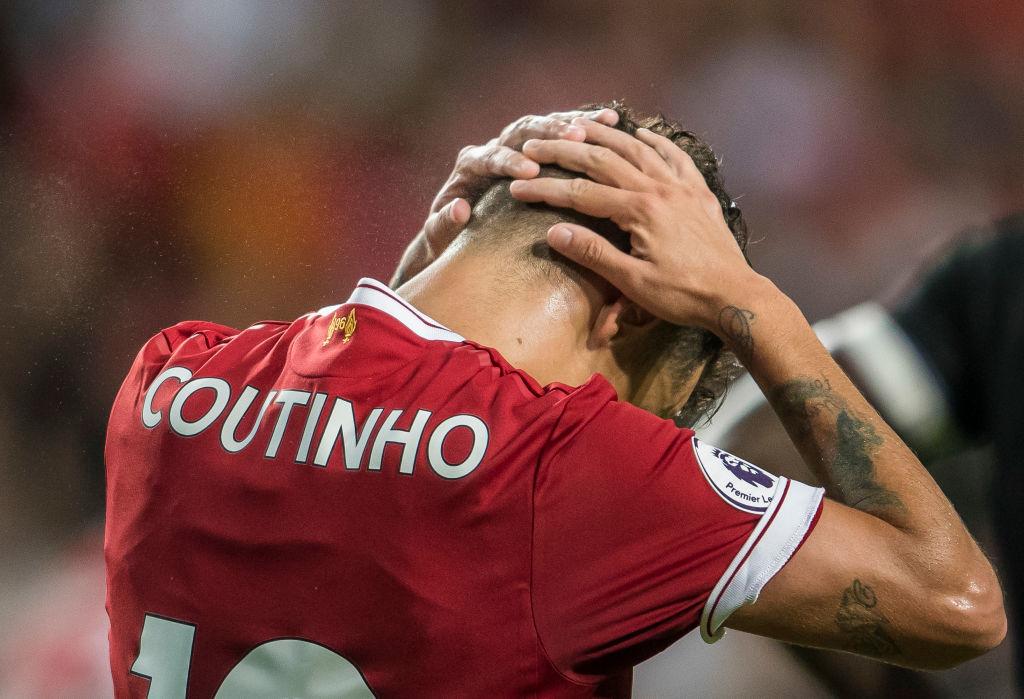 Coutinhónak el kell fogadni a helyzetét - azért a Liverpoolban focizni nem olyan rossz dolog