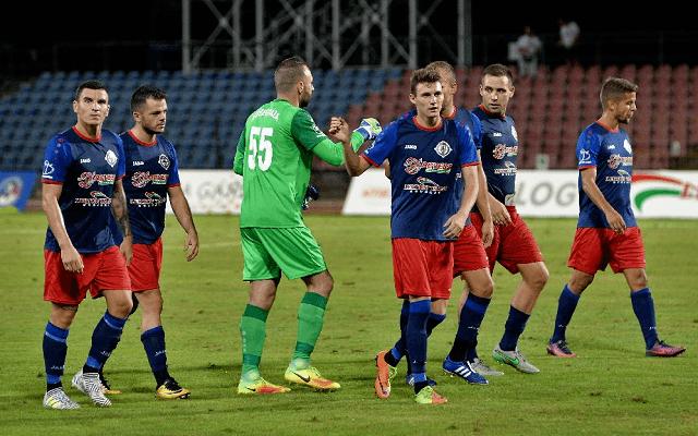 Győzelmet várunk a Szparitól szerdán. - Fotó: nyiregyhazaspartacus.hu