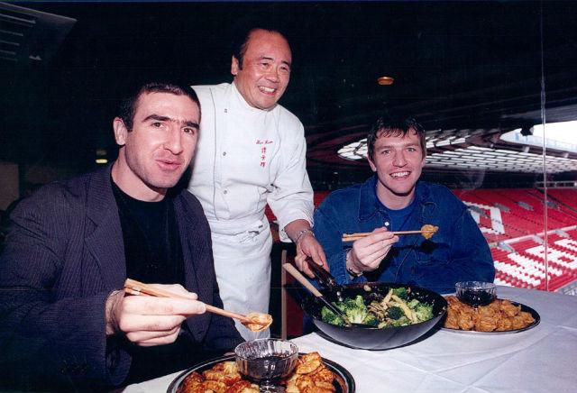 Eric Cantona - Fotó: Daily Mail
