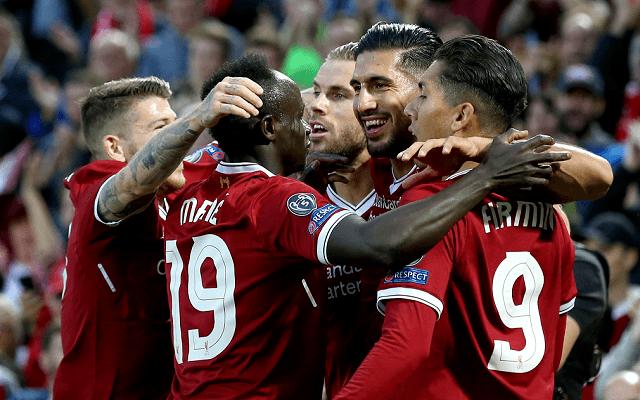 A Liverpool a vasárnapi rangadó esélyese. - Fotó: twitter.com/lfc