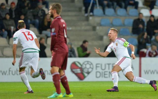 A magyar válogatott szombaton Svájcban lép pályára.