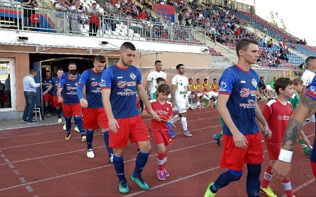 Győzelmet várunk szombaton a Nyíregyházától. - Fotó: nyiregyhazaspartacus.hu/