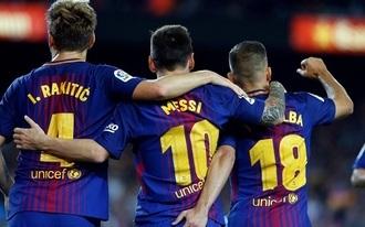 A Barca a hétvégén megnyerte a bajnokságot?