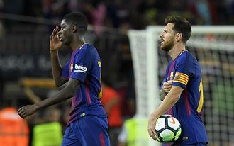 Nagy ajándékot kaphat a Barcelona karácsonyra - a Real Madrid kárára