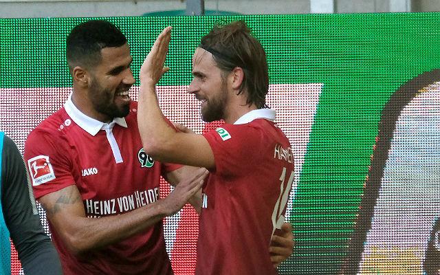 Jonathas és Harnik osztozott az eddigi három Hannover-gólon