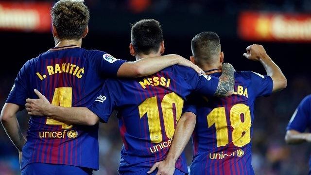 Messi egymaga szállítja a Barcelona sikereket