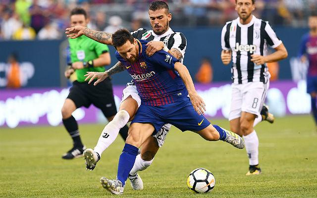 Sturaro minden eszközt bevet majd várhatóan, hogy megpróbálja megállítani Messit