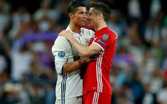Ronaldo nem örülne egy másik sztárcsatárnak