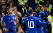 Az Everton és a Chelsea meccseivel nyernénk