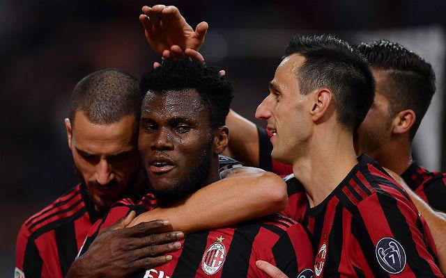 Szezonbeli tíz tétmeccséből kilencet megnyert eddig a Milan