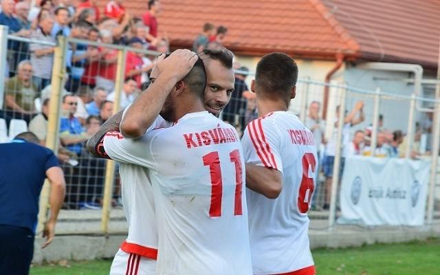 A Kisvárda ezúttal a Szolnokot győzheti le. - Fotó: kisvardafc.hu