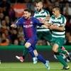 Katalán derbin folytatódhat a Messi-mágia
