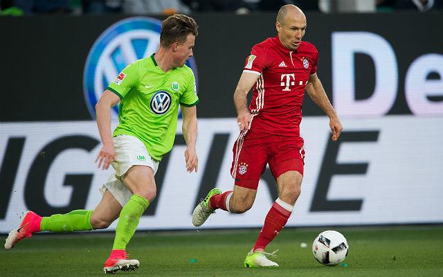 Robben pénteken már újra játszhat